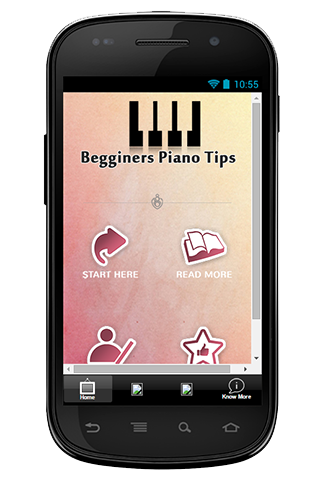 Beginners Piano Tips