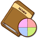 My Story 다이어리,일기,생활계획표,기념일,생리 icon