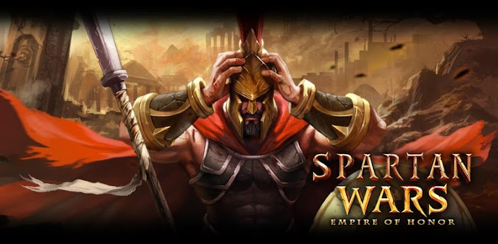 [Game Android] Spartan Wars: Empire of Honor
