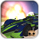 VR Car Vs Train 1.0 Apk