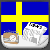 Sweden Radio and Newspaper