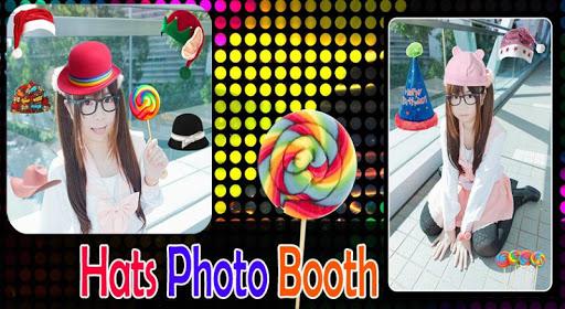 Hats Photo Booth Camera