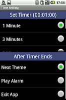Screenshot of Relax Machine