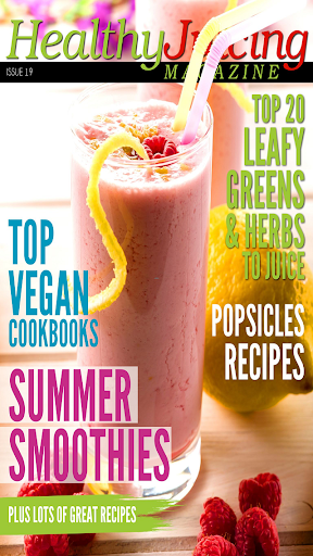 Healthy Juicing Magazine