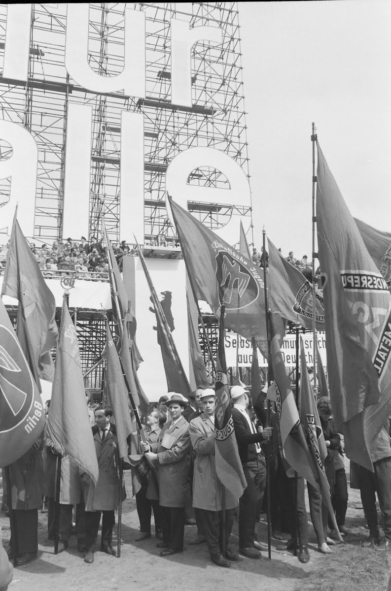 West Berlin May Day