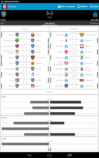 免費運動App|Francouzský fotbal - Ligue 1|阿達玩APP