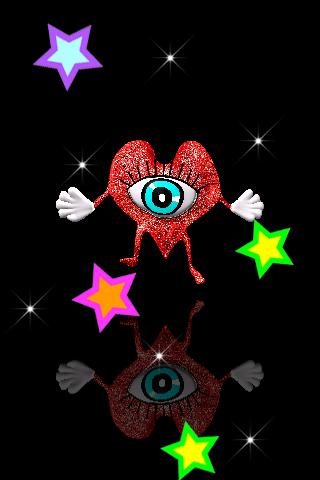玩個人化App Heart KIRA*KIRA LWP免費 APP試玩