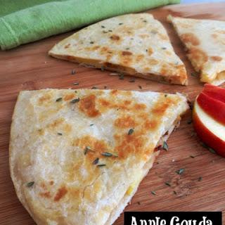 Apple Gouda Quesadillas Recipe