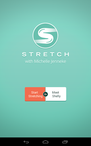 Stretch with Michelle Jenneke