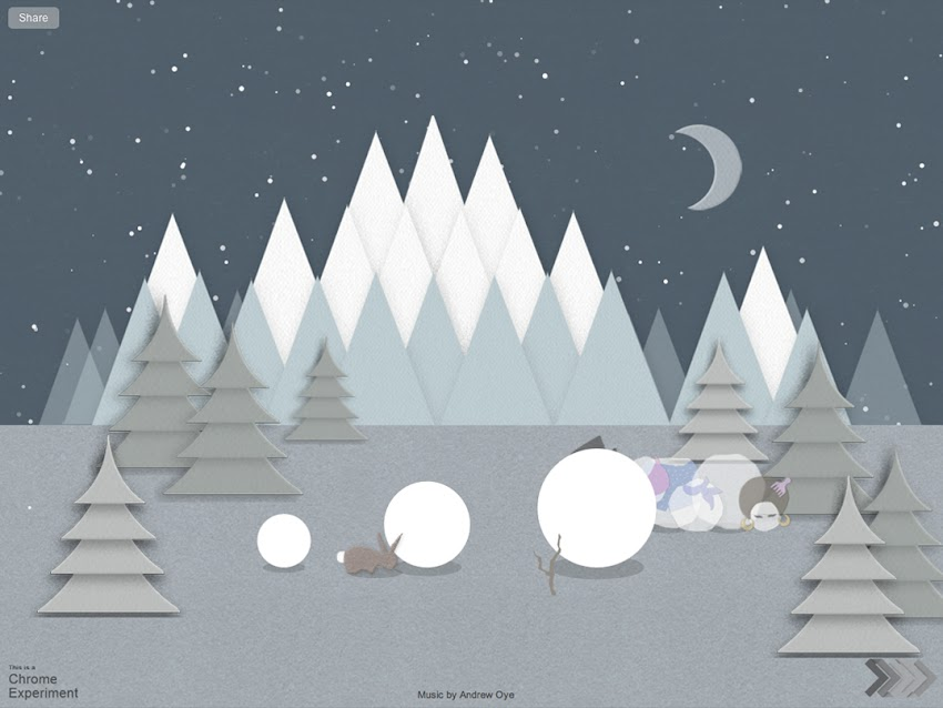 Merry La Mort by Stone Canoe | Experiments with Google