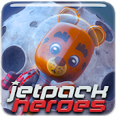 Jetpack Heroes Looney Animals