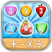 Sweet Math Education Game