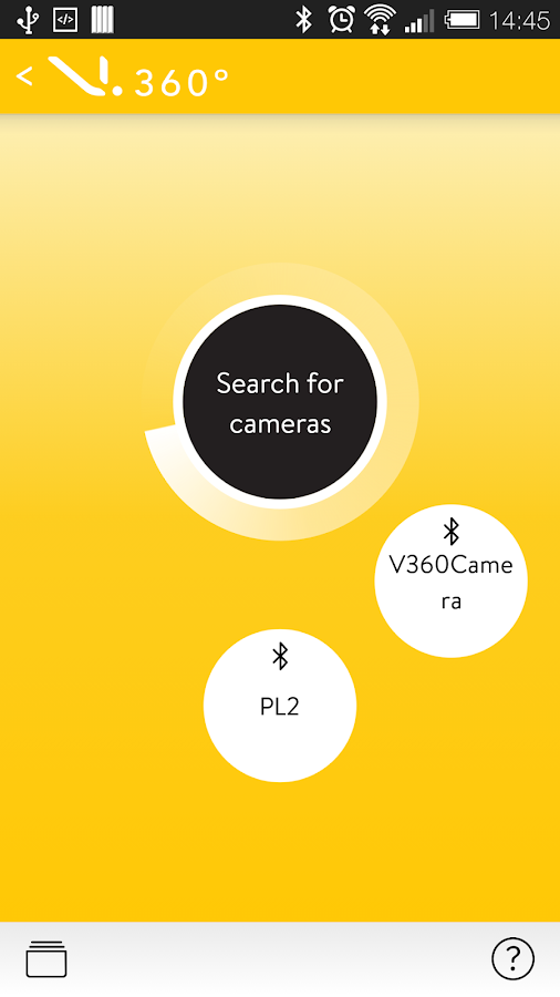 V.360° Camera- screenshot