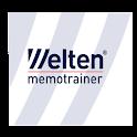 Welten MemoTrainer logo