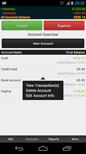 MoneyPro - Expense Manager - screenshot thumbnail