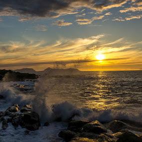 by Sverre Sebjørnsen - Landscapes Sunsets & Sunrises