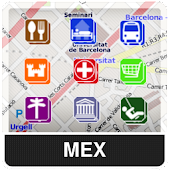 Mexico NOMADA Maps