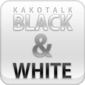KakaoTalk -Simple Theme(White)