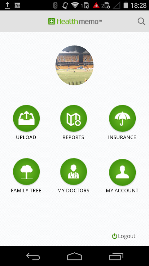 Healthmemo - eHealth Records - screenshot