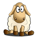 Word game Sheepman logo