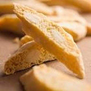 Healthy Almond Biscotti