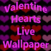 Valentine Heart Live Wallpaper