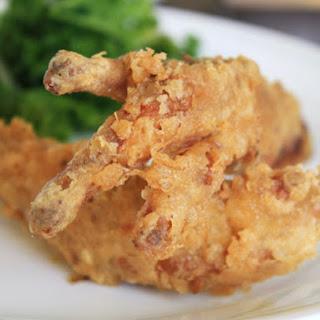 Deep-Fried Chicken Feet.