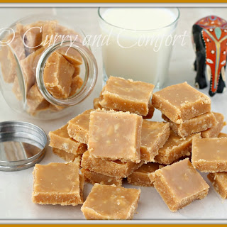 Sri Lankan Milk Toffee