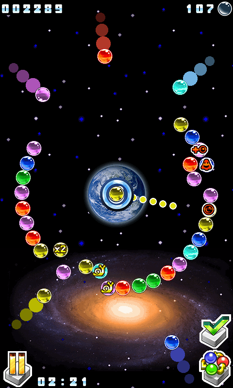 3 in 1 Bubbles - screenshot