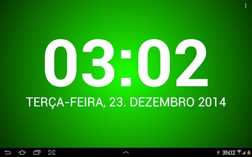 Relógio falante: TellMeTheTime - screenshot thumbnail