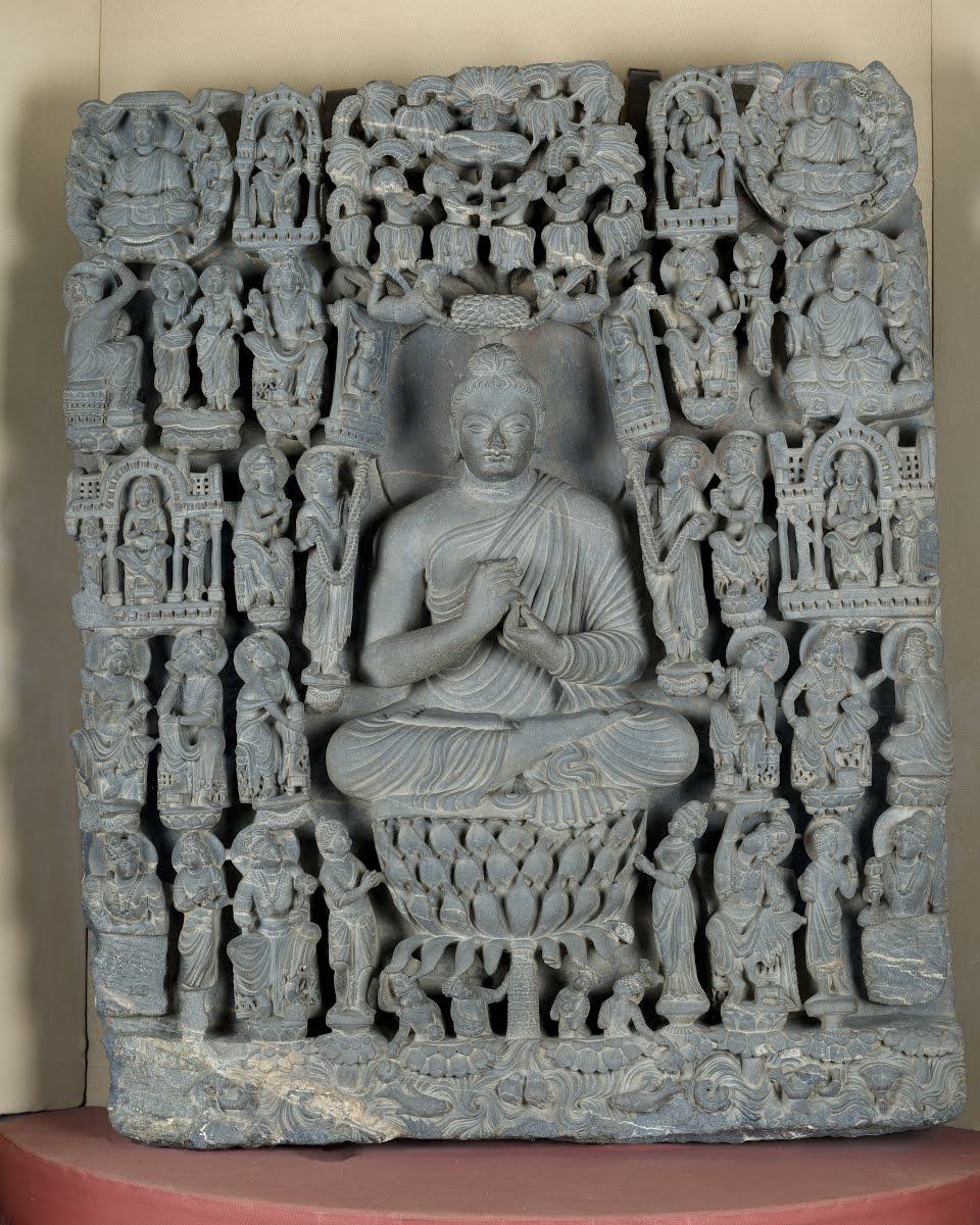The Gandhara Gallery Lahore Museum Google Arts Culture