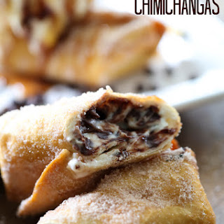 Cannoli Chimichangas