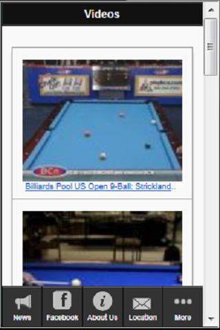 Mr Cues II Billiards - screenshot