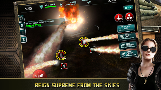Drone Shadow Strike Screenshot 33
