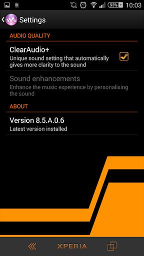 【免費個人化App】Theme eXPERIAnzSSP BlackOrange-APP點子