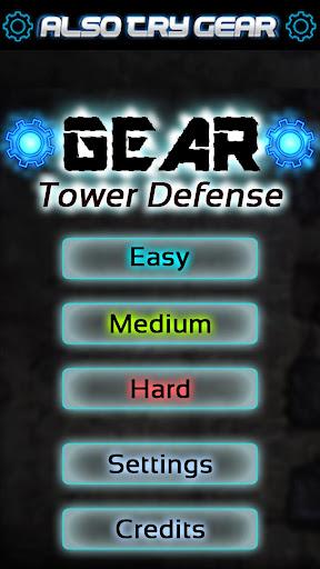 玩免費策略APP|下載GEAR Tower Defense app不用錢|硬是要APP