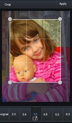 Real Photo Editor - screenshot