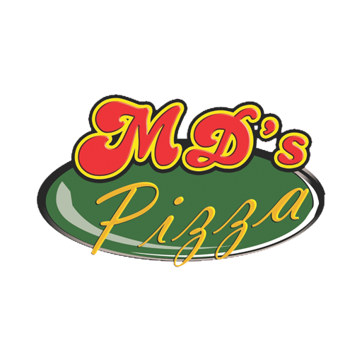 MD's Pizza LOGO-APP點子