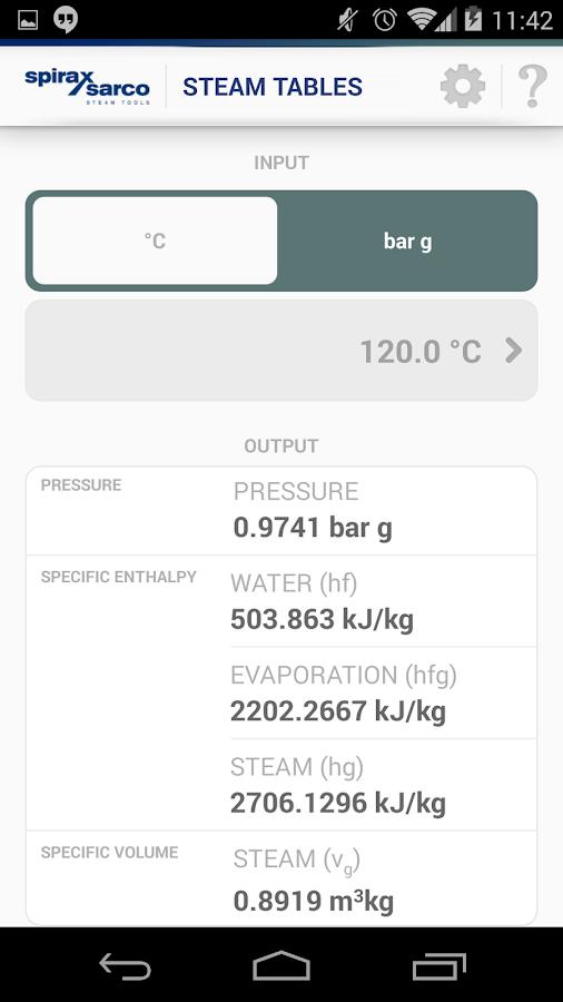 Steam Tools Mobile App - screenshot