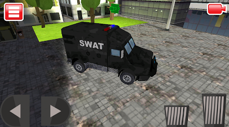 Police Car Simulator in 3D 1.0 screenshot 99078