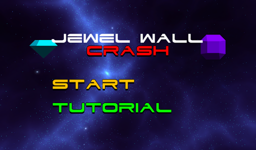 Jewel Wall Crash - Puzzle game