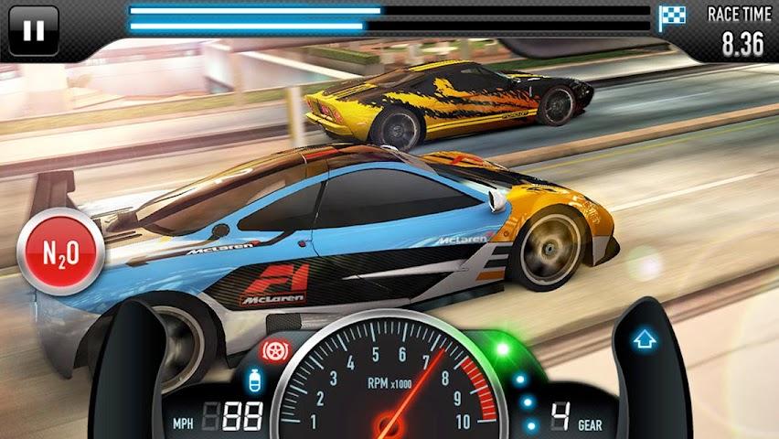 android CSR Racing Screenshot 2