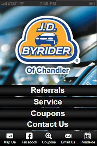 Chandler JD Byrider