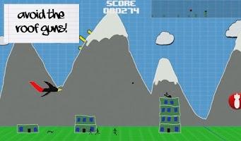 Screenshot of Doodle Bomber stickman war