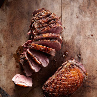 Seared Duck Breast.
