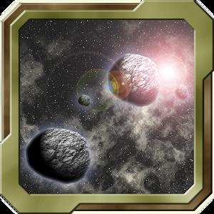 Asteroids 3d Wallpaper 個人化 App LOGO-APP試玩