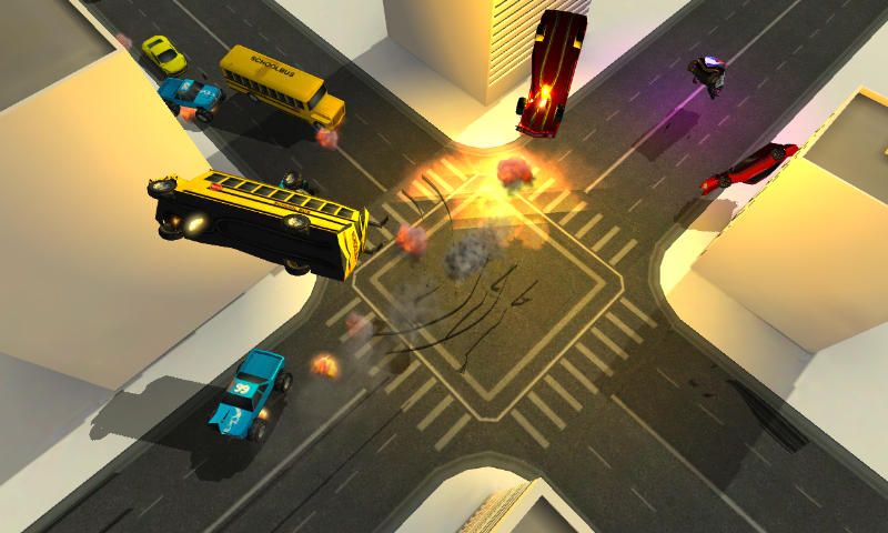 Traffic Buster- screenshot