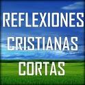 Reflexiones Cristianas Cortas icon