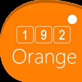 APW Theme 192C Orange