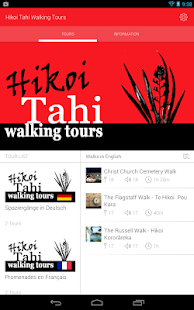 Hikoi Tahi Walking Tours- screenshot thumbnail